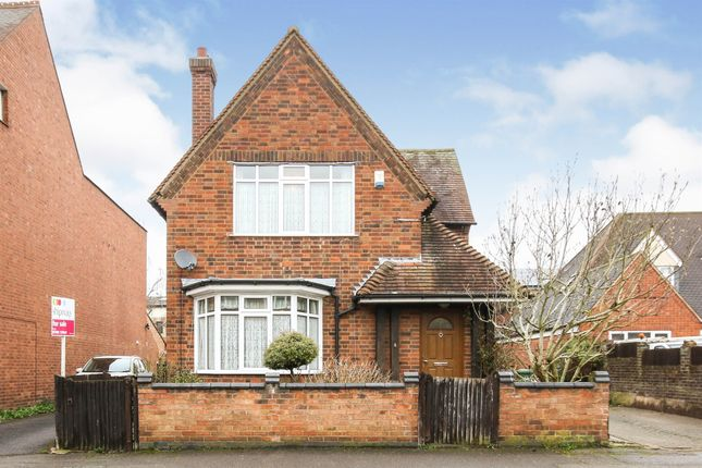 Thumbnail Detached house for sale in Elsee Road, Rugby