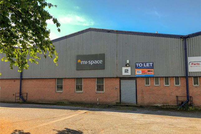 Thumbnail Light industrial to let in Crown Close, Crown Industrial Estate, Taunton, Somerset