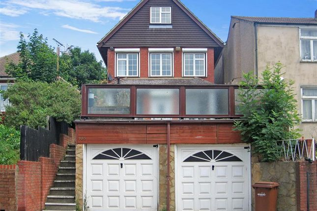 Front (*Ba 0) of Constitution Road, Chatham, Kent ME5