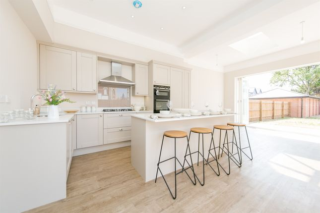 Thumbnail Town house for sale in Belgrove Place, Foxhall Road, Ipswich
