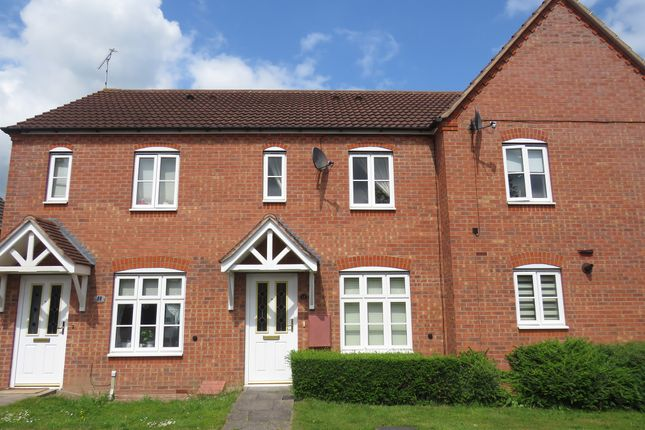 Thumbnail Terraced house for sale in Price Close East, Chase Meadow Square, Warwick