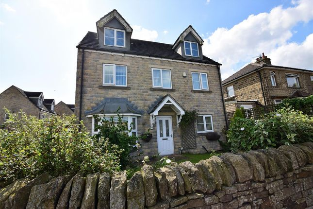 Thumbnail Detached house for sale in West Dean Close, Queensbury, Bradford