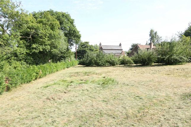 Thumbnail Land for sale in Hoarwithy, 4 Building Plots, Ross-On-Wye
