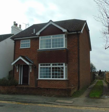 Thumbnail Detached house to rent in Curtis Road, Willesborough, Ashford