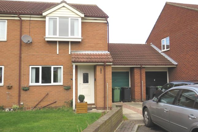 Thumbnail Semi-detached house for sale in Rosewood Court, Rothwell, Leeds