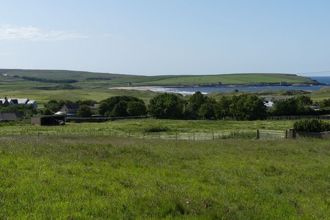 Thumbnail Land for sale in Land Off Keoltag Drive, Reay, Thurso