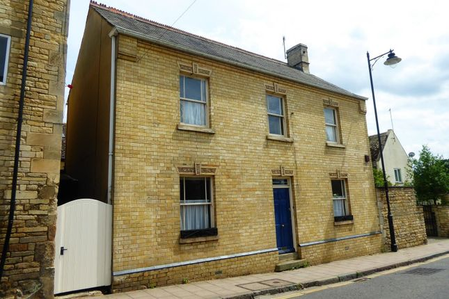 Thumbnail Detached house to rent in Castle Dyke, Stamford