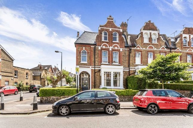 Thumbnail End terrace house for sale in Weston Park, London