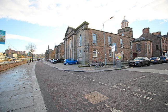Thumbnail Duplex for sale in Bell Tower, Huntley Street, Inverness