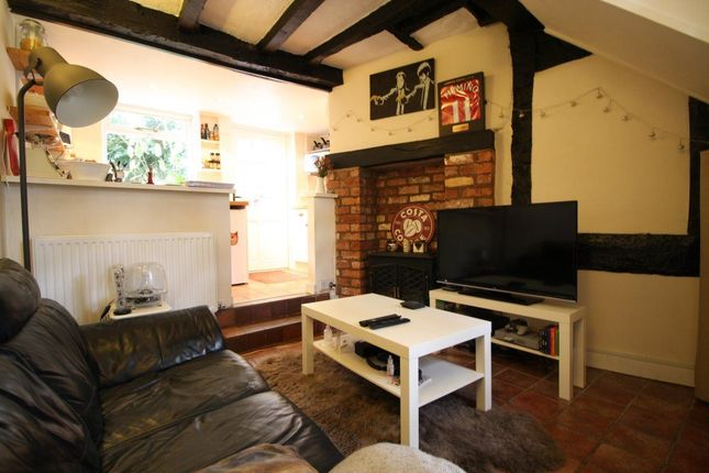 Thumbnail Terraced house to rent in Coton Hill, Shrewsbury, Shropshire