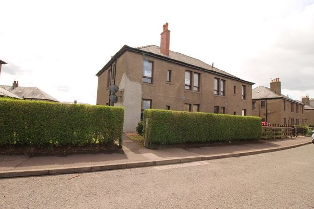 Thumbnail Flat to rent in Lilybank Crescent, Forfar