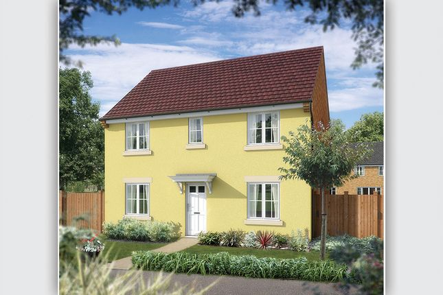 "Thumbnail Detached house for sale in ""The Albany"" at West Hill, Wincanton"
