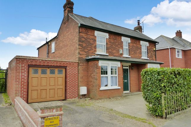 Thumbnail Detached house for sale in London Road, Marks Tey, Colchester