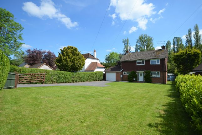 Thumbnail Detached house for sale in Mill Lane, Crondall, Farnham, Surrey