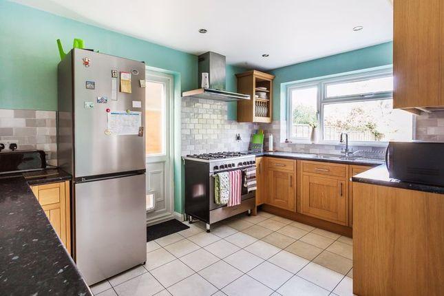 Kitchen of The Cedars, Reigate RH2
