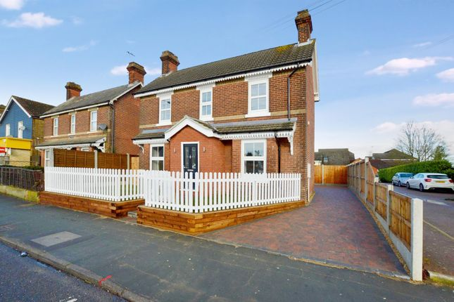 Thumbnail Detached house for sale in London Road, Colchester