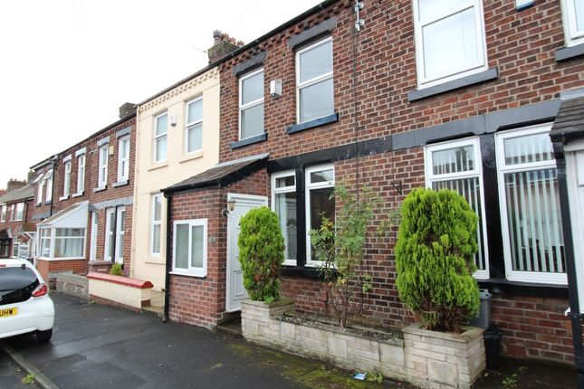 Thumbnail Terraced house to rent in New Road, Eccleston Lane Ends, Prescot