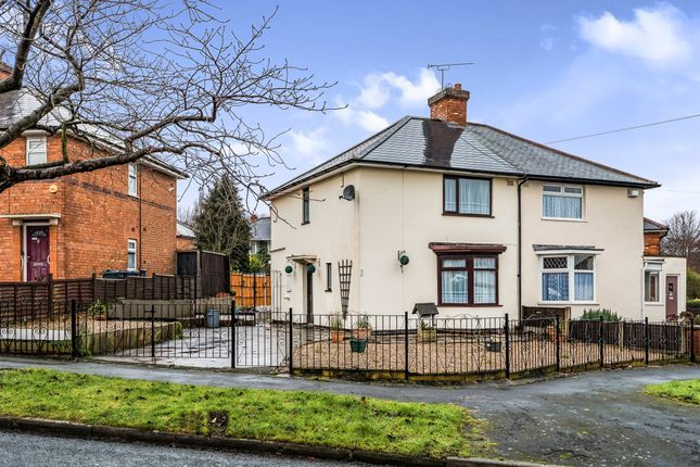 Thumbnail Semi-detached house for sale in Birchdale Road, Erdington, Birmingham