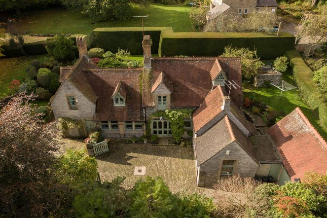 Thumbnail Detached house for sale in Vicarage Cottage, Butts View, Bakewell