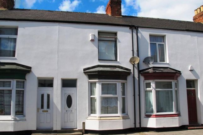 2 bed terraced house to rent in Carlow Street, Middlebrough TS1