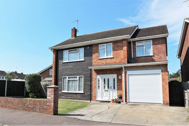 Thumbnail Detached house for sale in Gordon Way, Dovercourt, Harwich