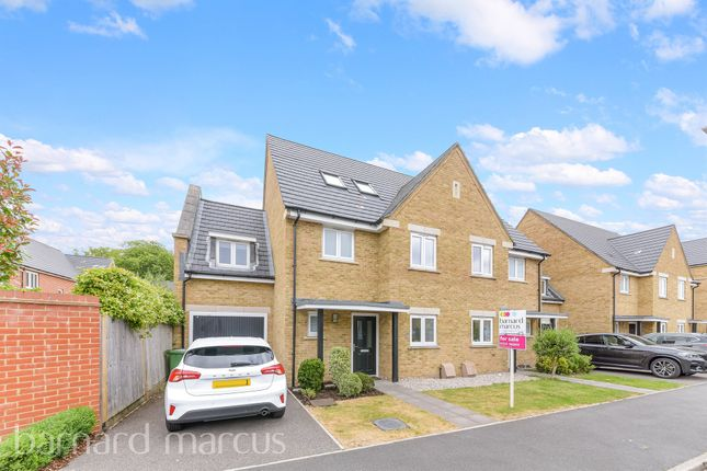 Thumbnail Semi-detached house for sale in Miller Place, Epsom