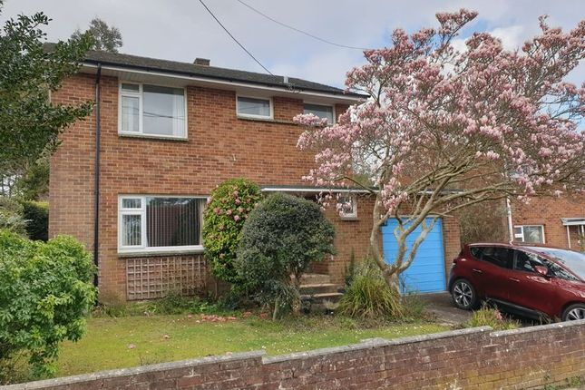 Thumbnail Detached house for sale in Miles Avenue, Sandford, Wareham