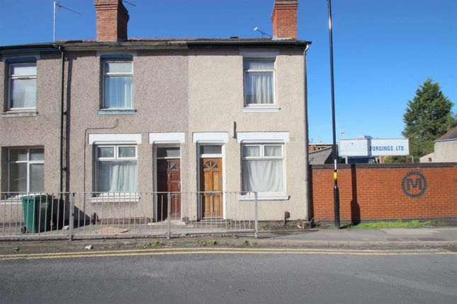 Thumbnail End terrace house for sale in Charterhouse Road, Coventry