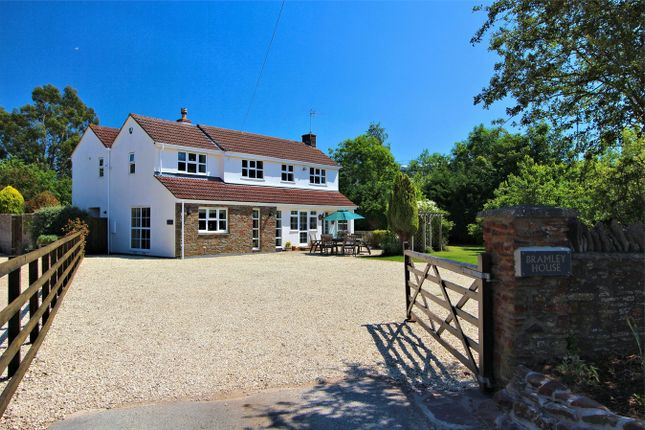 5 bed detached house for sale in Yate Road, Iron Acton, South Gloucestershire BS37