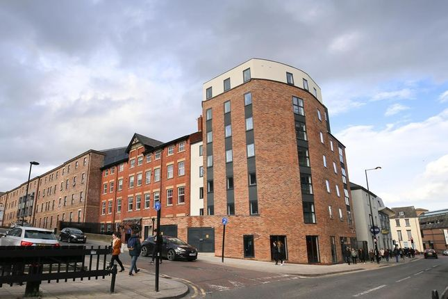 Thumbnail Block of flats for sale in St. James Street, Newcastle Upon Tyne