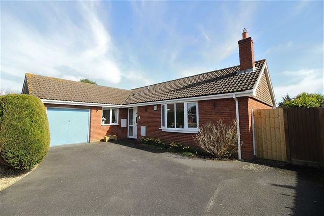 3 bed detached bungalow for sale in Monkshood Close, Highcliffe, Christchurch