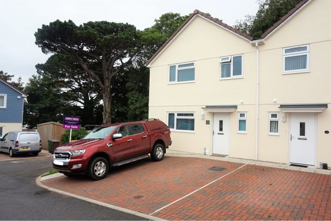Thumbnail Semi-detached house for sale in Kernow Gate, Plymouth