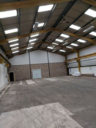 Thumbnail Warehouse to let in Brookside, Thornton-Cleveleys, Lancashire
