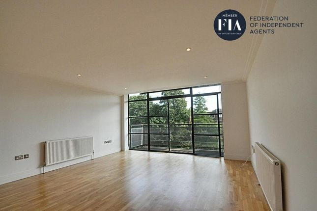 Thumbnail Flat to rent in Point Wharf Lane, Ferry Quays, Brentford