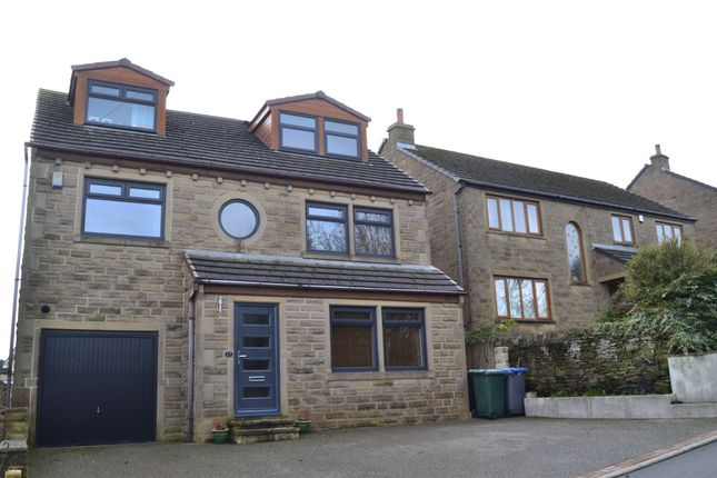 Thumbnail Detached house for sale in Shibden Head Lane, Queensbury, Bradford
