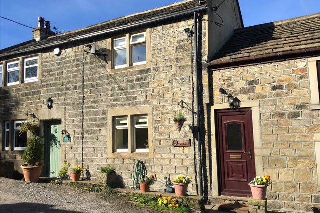 Thumbnail Equestrian property for sale in Middle Brow Farm, Brow Top Road, Haworth, West Yorkshire
