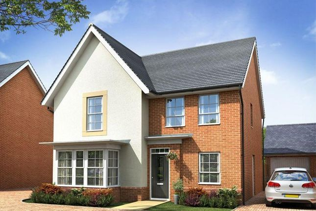 """Thumbnail Detached house for sale in """"Cambridge"""" at Tenth Avenue, Morpeth"""