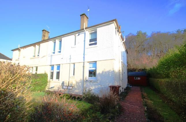 Thumbnail Flat for sale in Finlaystone Road, Kilmacolm
