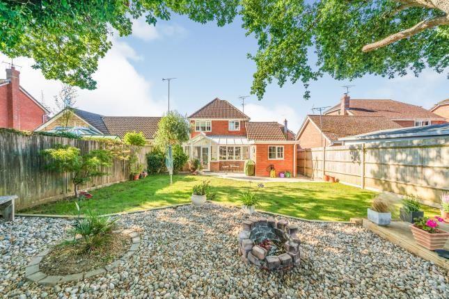 Garden of Covert Mead, Ashington, Pulborough, West Sussex RH20