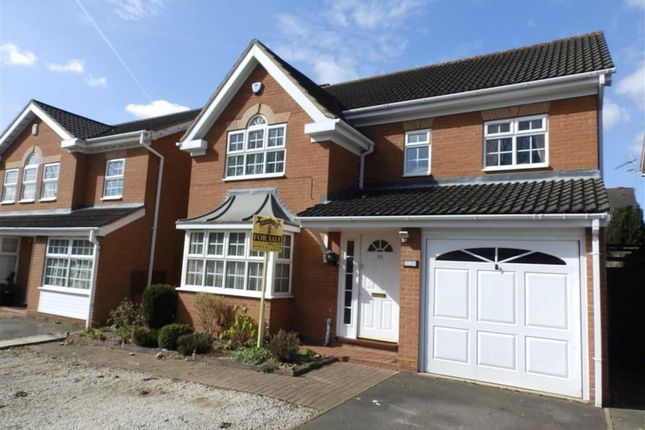 Thumbnail Detached house for sale in Woodrush Road, Ipswich, Suffolk