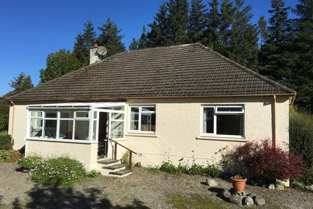 Thumbnail Detached bungalow for sale in Errogie, Inverness-Shire