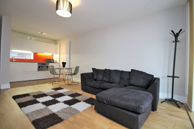 Thumbnail Flat to rent in The Quad, 55 Highcross Street, Leicester