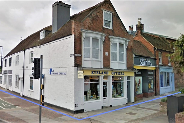 Thumbnail Retail premises for sale in High Street, Newport