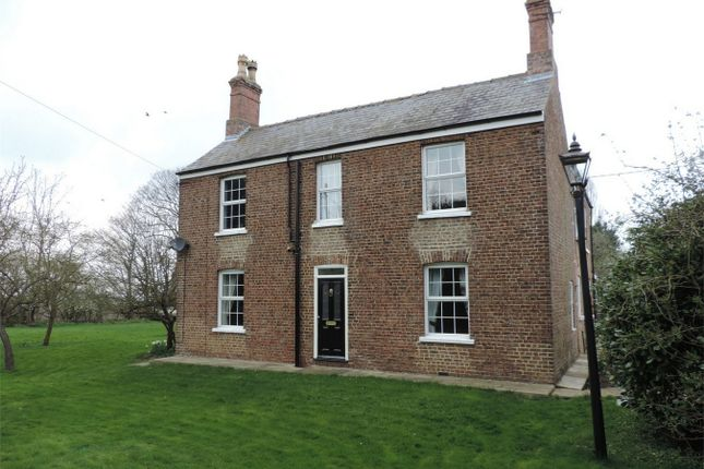 Thumbnail Flat to rent in East Reach Farm, Main Road, Hop Pole, Spalding, Lincolnshire