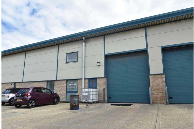 Thumbnail Industrial to let in Fernside Park, Wimborne
