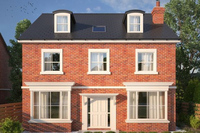 Thumbnail Detached house for sale in Lavant Road, Chichester, West Sussex