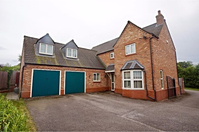 Thumbnail Detached house for sale in Witham View, Washingborough