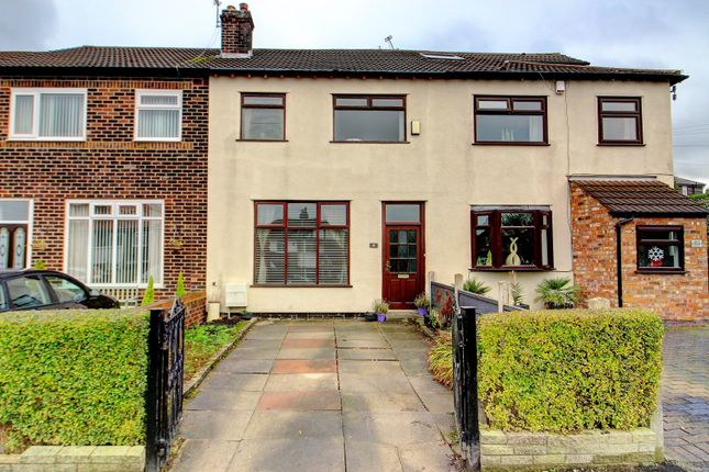 Thumbnail Terraced house for sale in Woodfield Avenue, Hyde