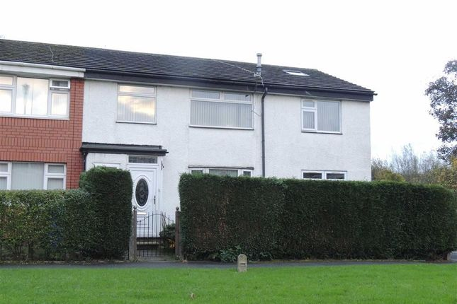 Thumbnail End terrace house to rent in Sidley Place, Hyde