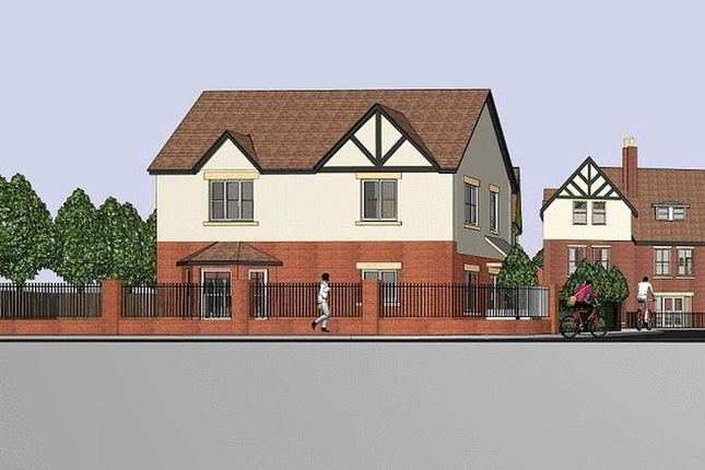 Thumbnail Detached house for sale in Plot 4 Bowring Gardens, Holyhead Road, Wellington, Telford